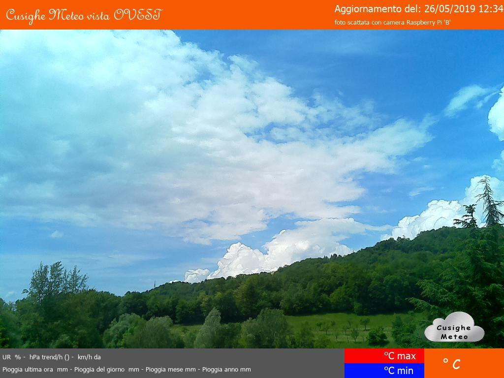 webcam Cusighe - in aggiornamento